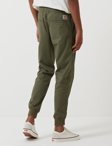 Carhartt Madison Cuffed Pants - Rover Green