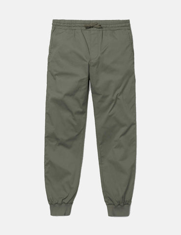 Carhartt-WIP Madison Jogger Cuffed Pants - Dollar Green