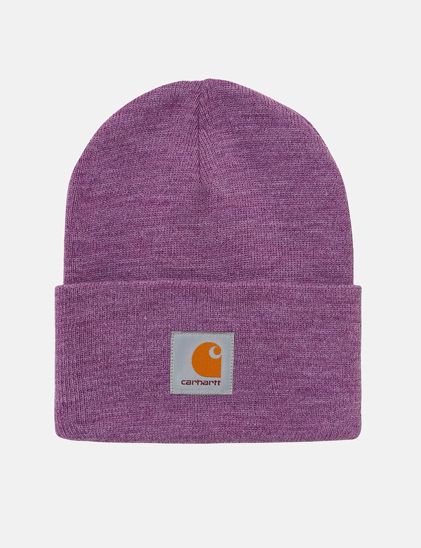 Carhartt-WIP Watch Beanie Hat - Aster Heather