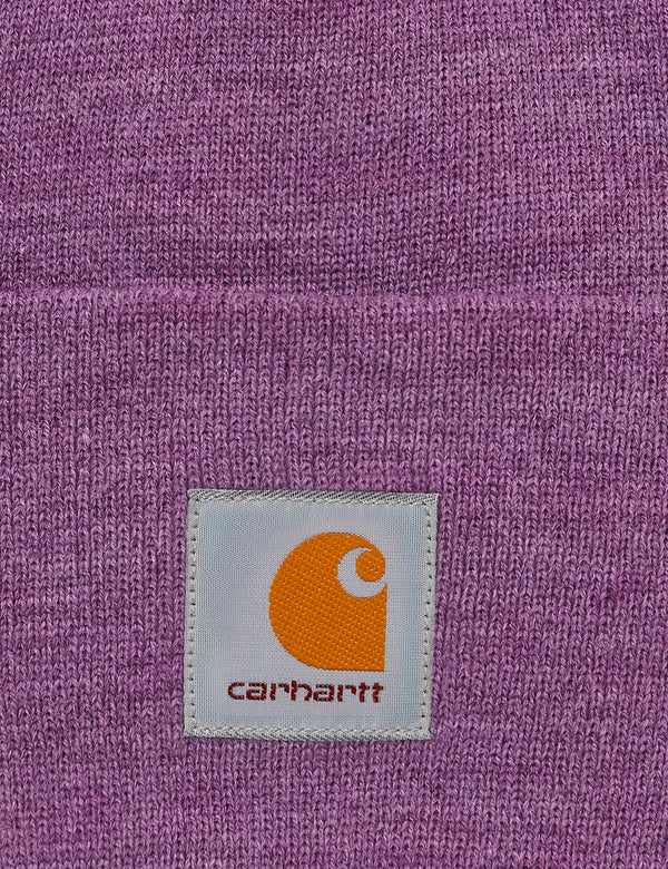 Bonnet Carhartt-WIP Watch - Aster Heather