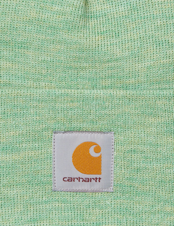 Bonnet Carhartt-WIP Watch - Mineral Green Heather