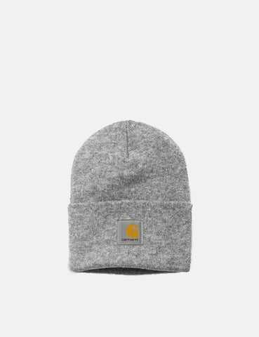 Carhartt-WIP Watch Beanie Hat - Grey Heather