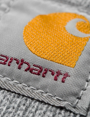 Carhartt Watch Beanie Hat - Grey Heather