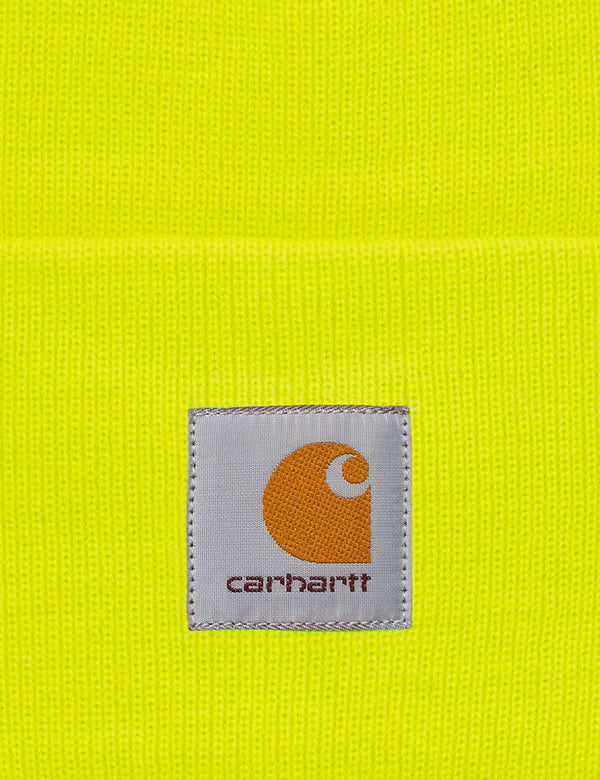 Bonnet Carhartt-WIP Watch - Limeade