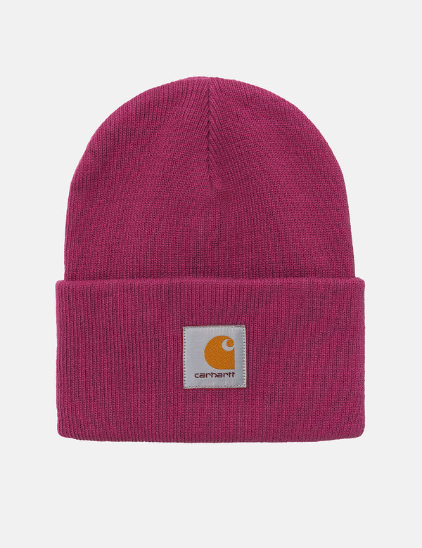 Carhartt-WIP Watch Beanie Hat - Tulip