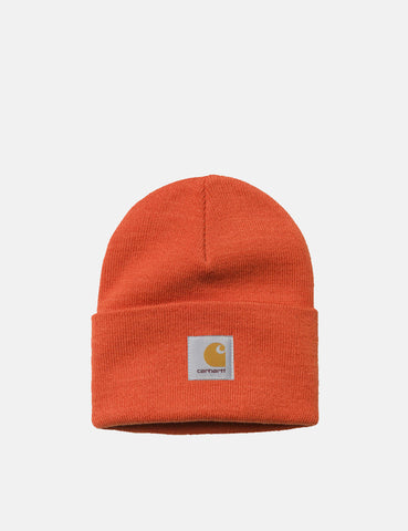 Carhartt Watch Cap Beanie Hat - Persimmon