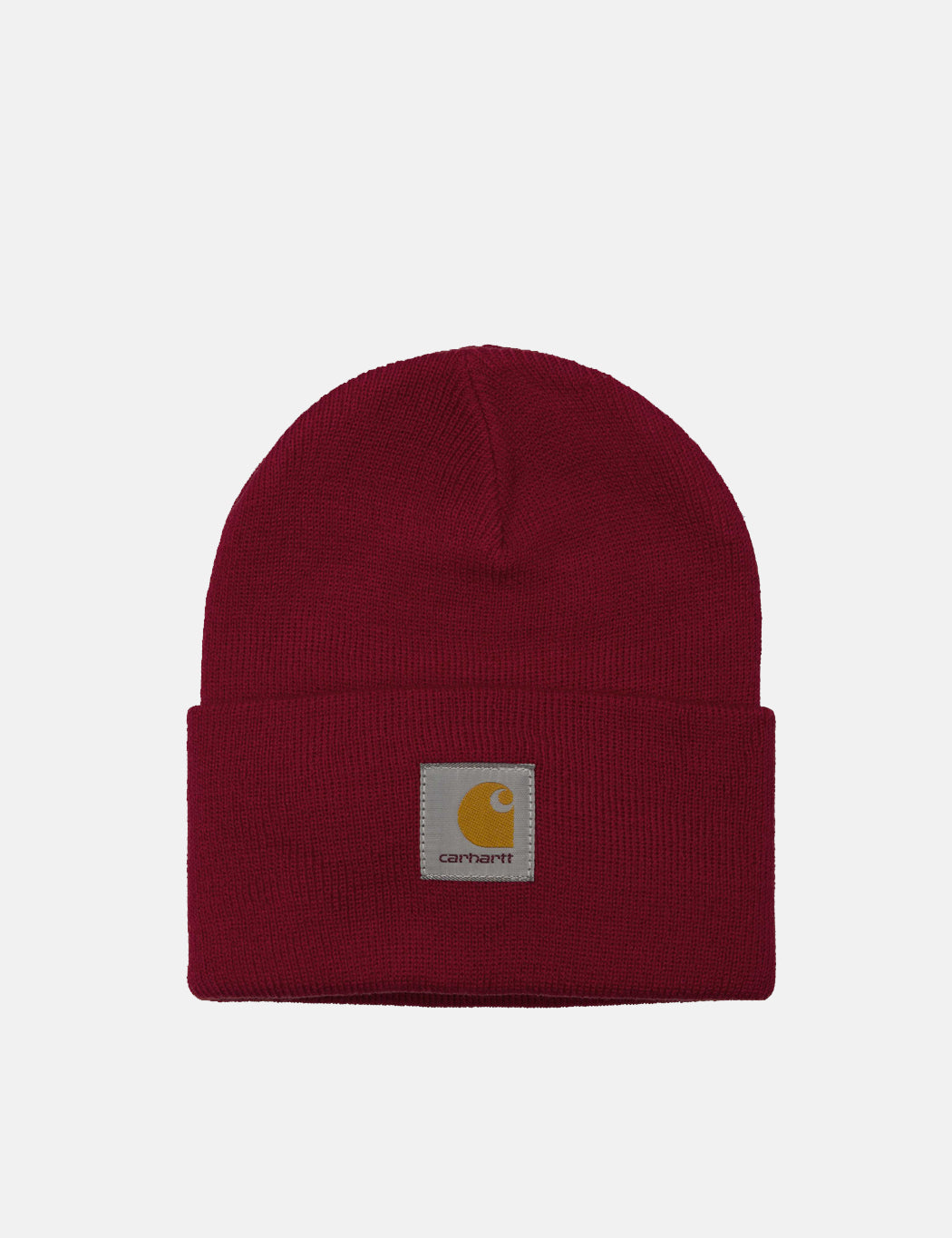 Carhartt Watch Cap Beanie Hat - Blast Red  d0c79fb11fd