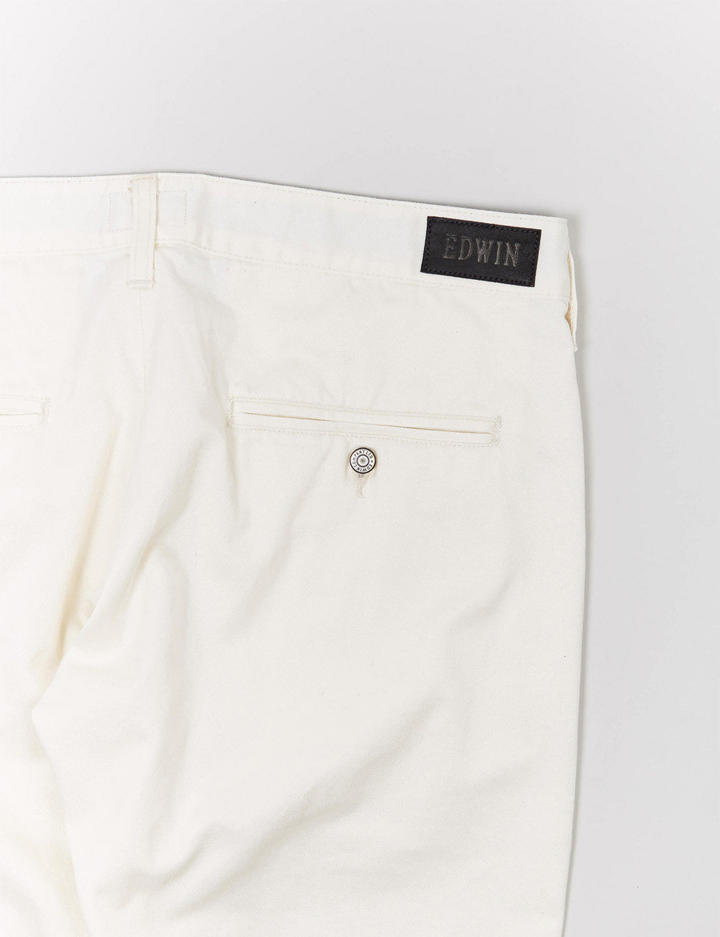 Edwin ED-55 Relax Tapered Chino (Relax Tapered) - Natural