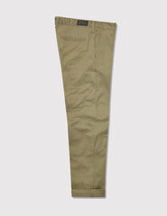 Edwin 55 Chino (Regular Tapered) - Military Green