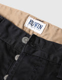 Edwin 55 Chino (Relaxed Tapered) - Black