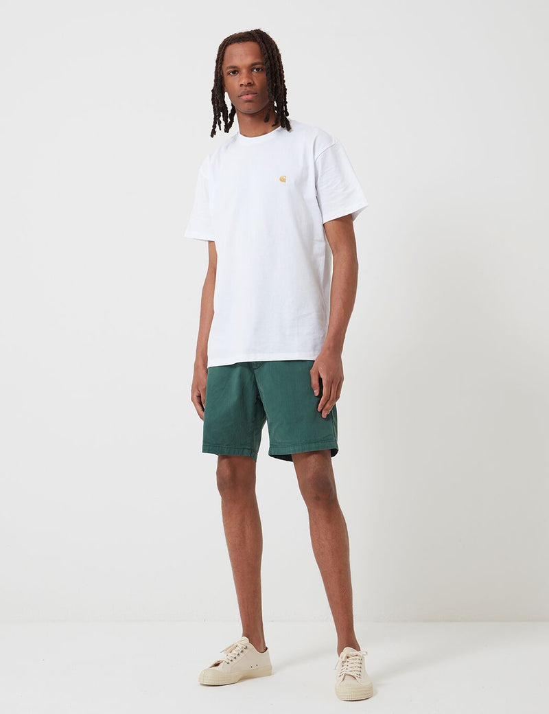 Carhartt-WIP John Shorts - Treehouse Green