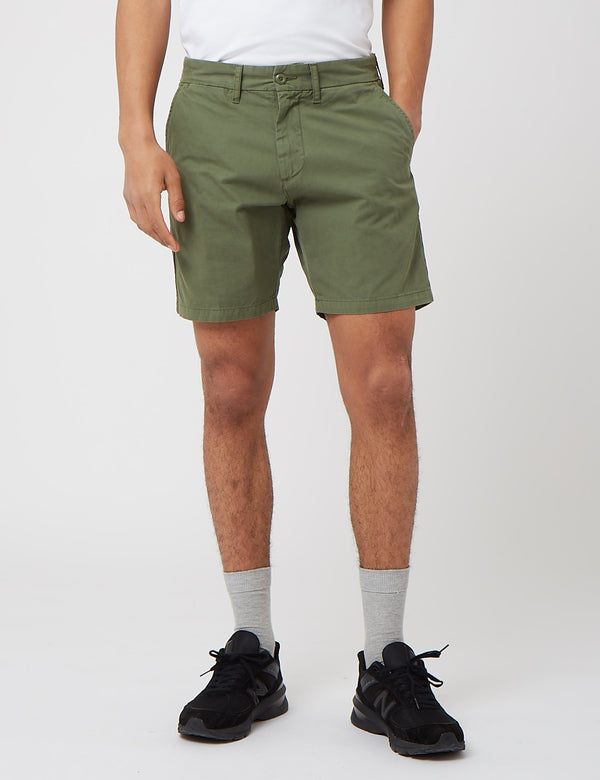 Carhartt-WIP John Shorts - Dollar Green