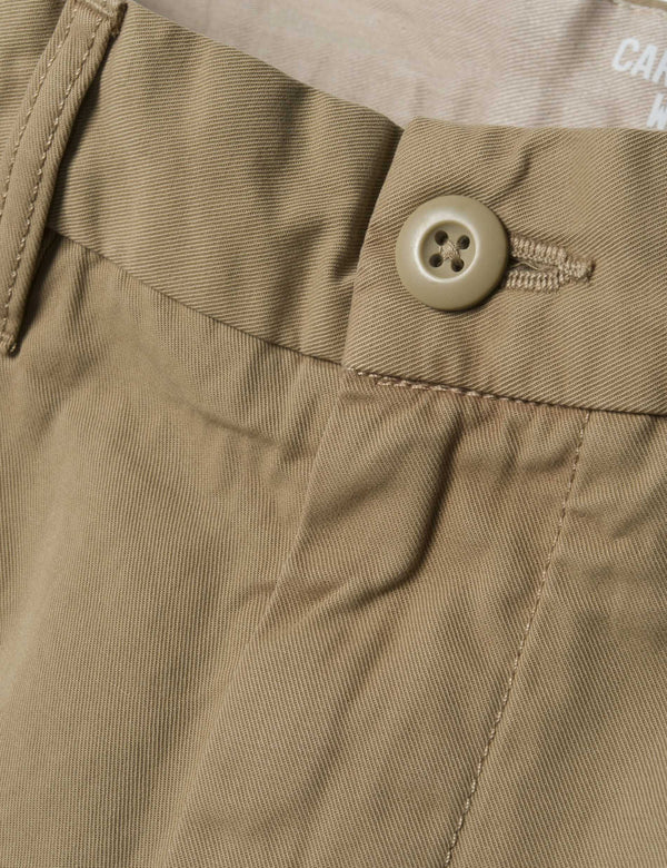 Carhartt-WIP John Shorts - Leather Khaki