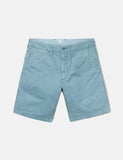 Carhartt-WIP John Shorts - Dusty Blue