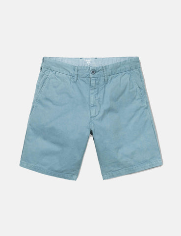 Carhartt John Shorts - Dusty Blue