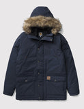 Carhartt Trapper Parka - Navy/Black