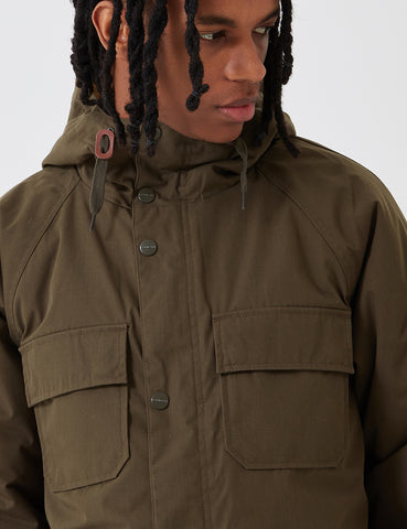 Carhartt Mentley Jacket - Cypress Green