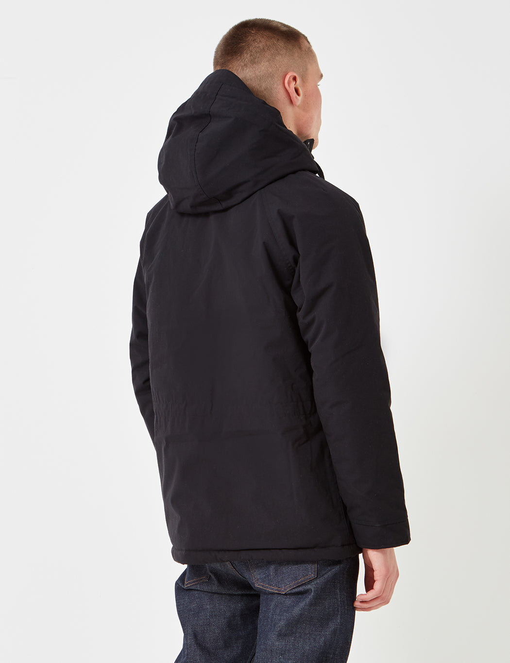 d338719af Carhartt Mentley Jacket - Black