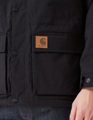 Carhartt Mentley Jacket - Black