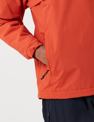 Carhartt Nimbus Half-Zip Jacket (Fleece Lined) - Persimmon Orange