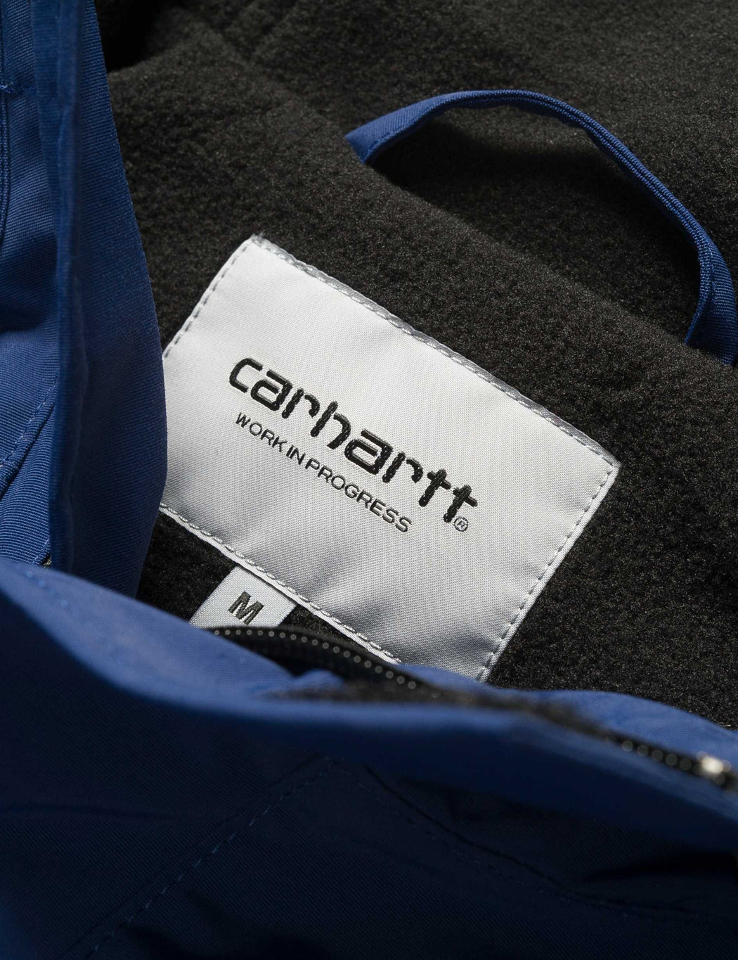 Carhartt Nimbus Half-Zip Jacket (Fleece Lined) - Metro Blue