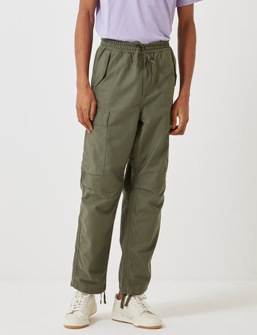 Carhartt-WIP Camper Pant (Stone Washed) - Rover Green