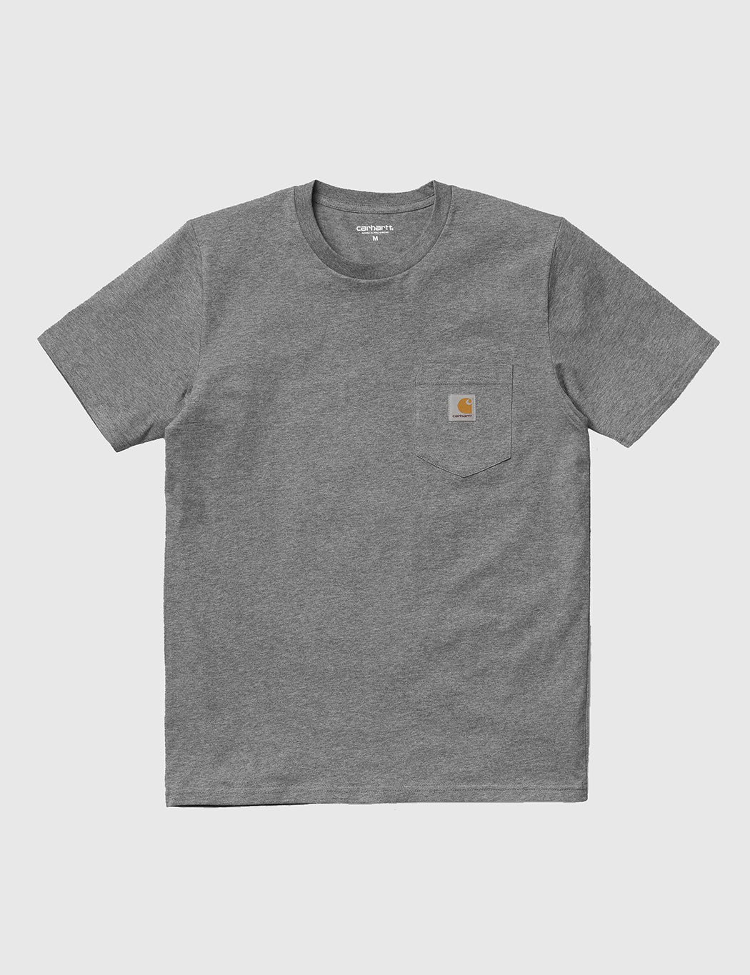 Carhartt Pocket T-Shirt - Dark Grey