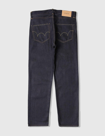 Edwin ED-45 Deep Blue Jeans 11.8oz (Loose Tapered) - Unwashed