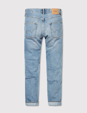 Edwin ED-55 Jeans 11.8oz (Regular Tapered) - Dusky Light Wash