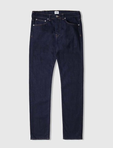 Edwin ED-80 Night Blue Jeans 11oz (Slim Tapered) - Rinsed