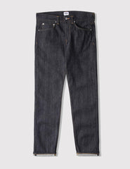 Edwin ED-80 CS Red Listed Selvage Denim Jeans (Slim Tapered) - Rinsed