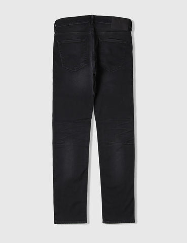 Edwin ED-80 Ink Black Jeans 11.5oz (Slim Tapered) - Trip Used