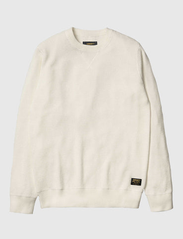 Carhartt Mason Knit Jumper - Wax
