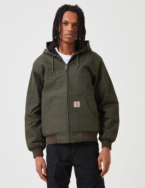 Carhartt-WIP Active Jacket (Rigid) - Cypress Green