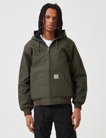 Carhartt Active Jacket (Rigid) - Cypress Green