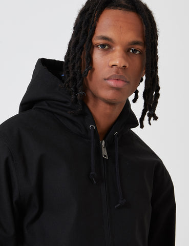 Carhartt Active Jacket - Black Rigid
