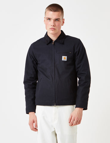 Carhartt Detroit Jacket - Dark Navy