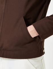 Carhartt Detroit Jacket - Tobacco Brown