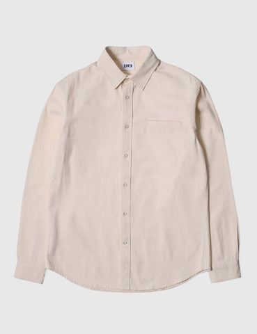 Edwin Better Denim Shirt - Natural
