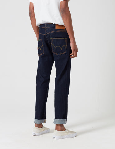 Edwin ED-55 CS Red Listed Selvage Jeans (Tapered) - Rinsed