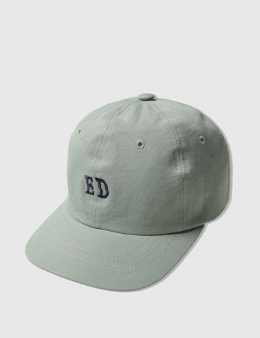Edwin Ed Curved Peak Baseball Cap - Mint Green