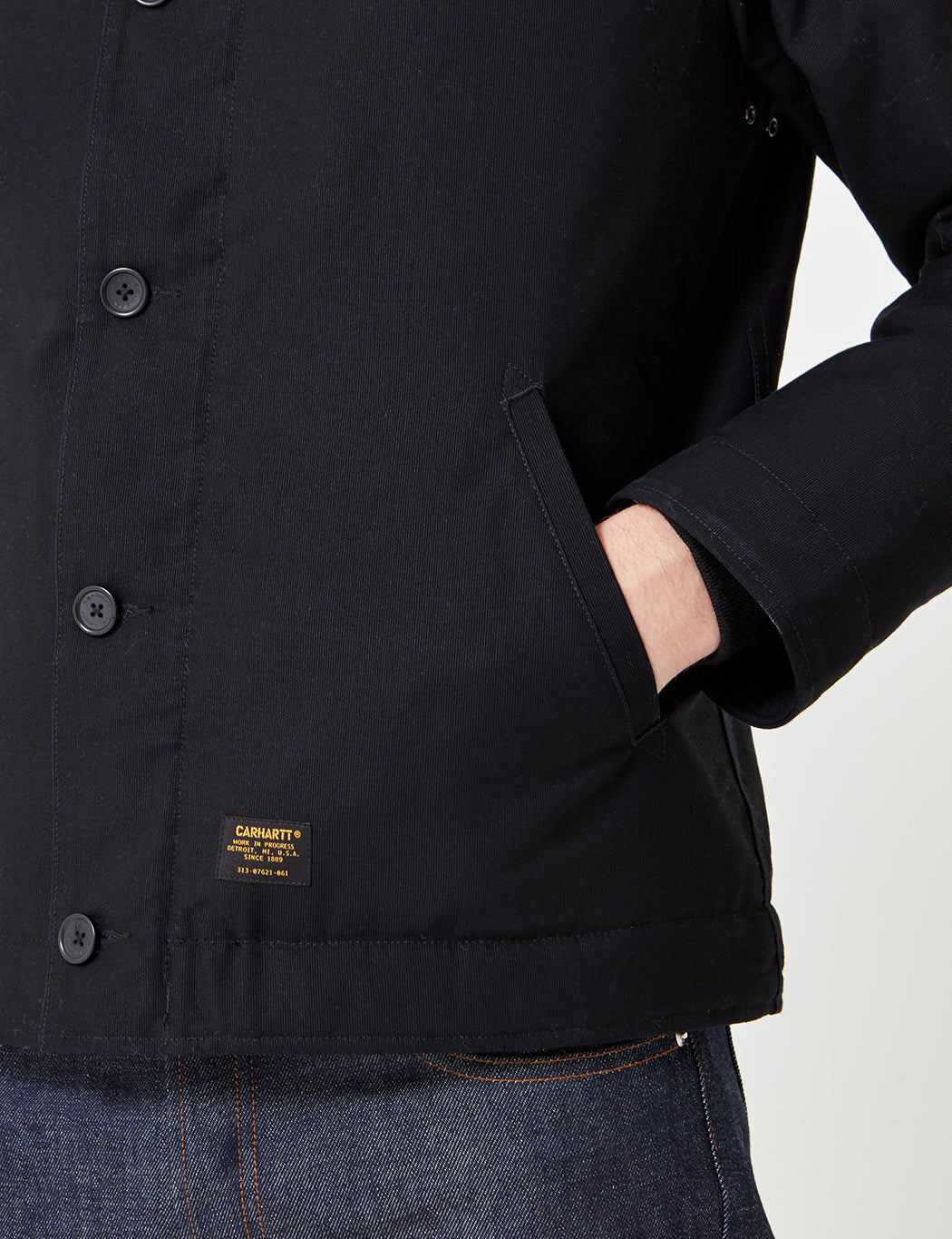 Carhartt Sheffield Jacket - Black