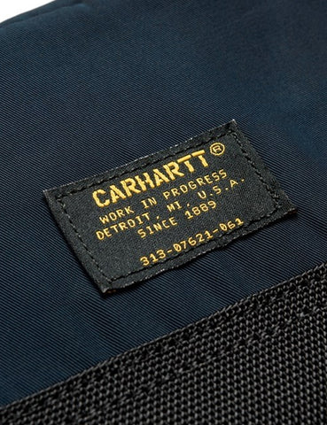 Carhartt-WIP Military Travel Case - Dark Navy Blue