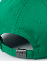 Carhartt-WIP Madison Logo Dad Cap (6-Panel) - Yoda Green