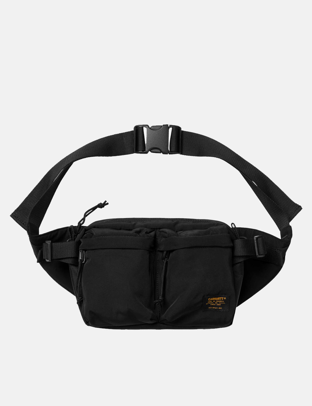 Carhartt-WIP Military Hip Bag - Black