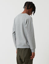 Carhartt-WIP Chase Sweatshirt - Grey Heather