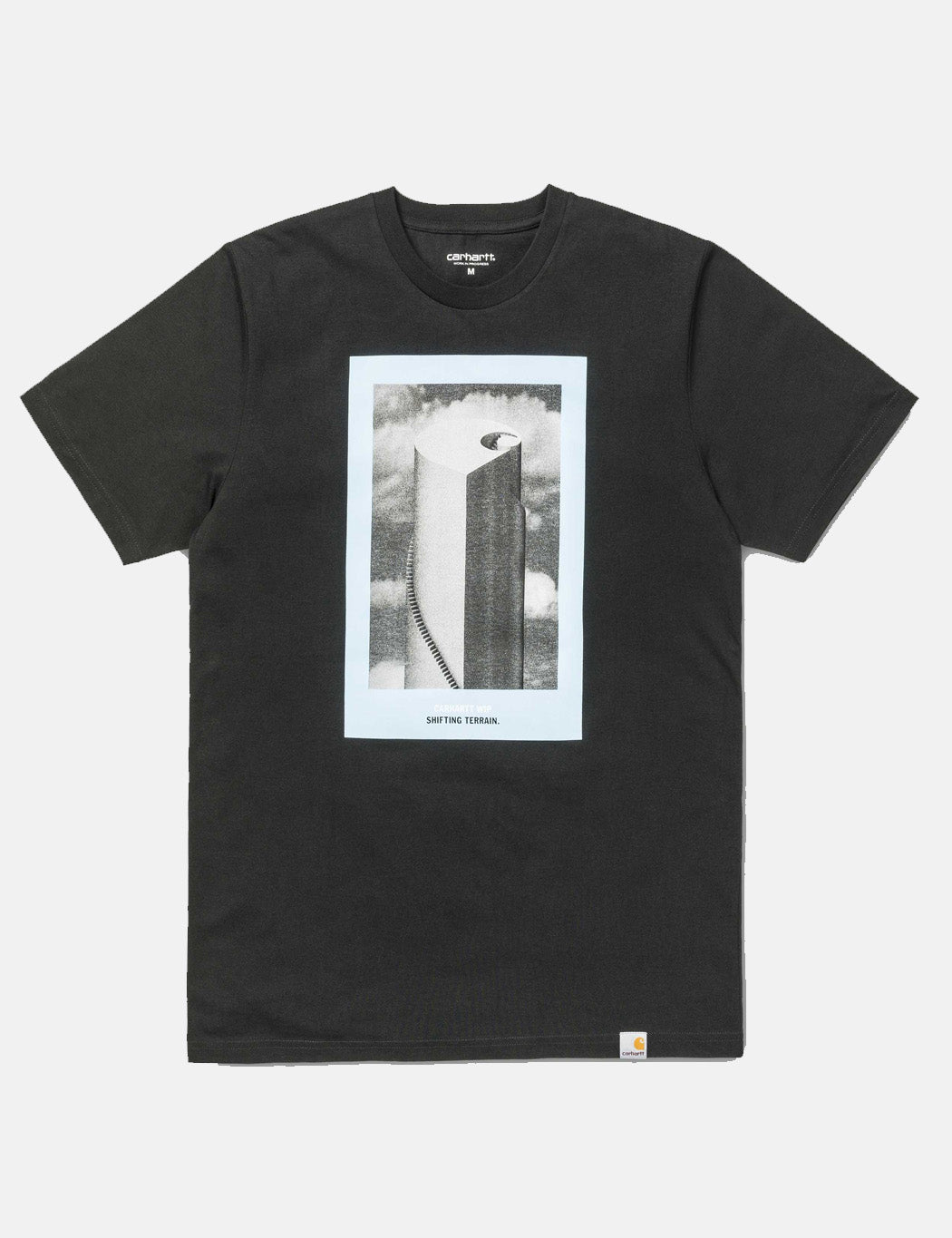 Carhartt Tower T-Shirt - Black
