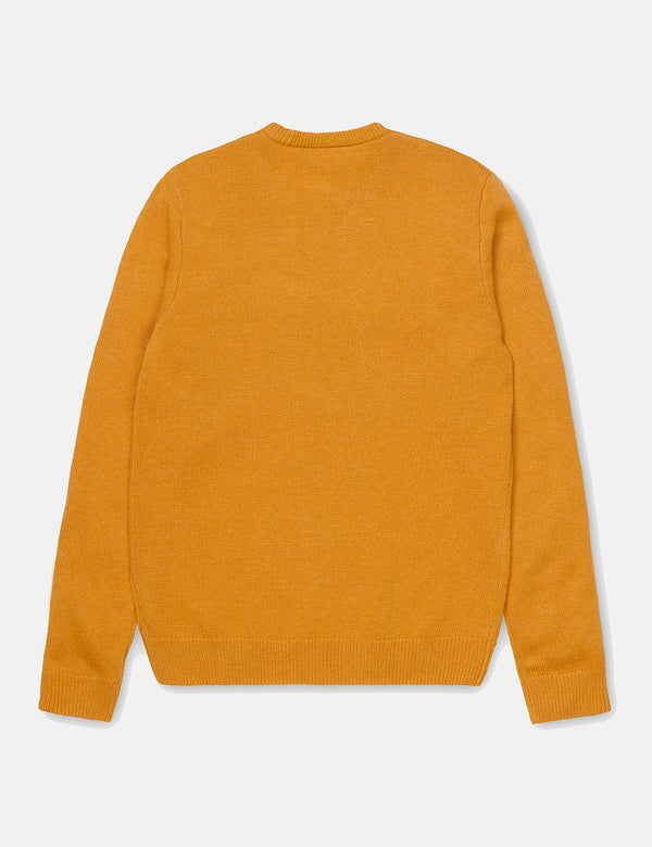 Carhartt-WIP Allen Sweater - Winter Sun