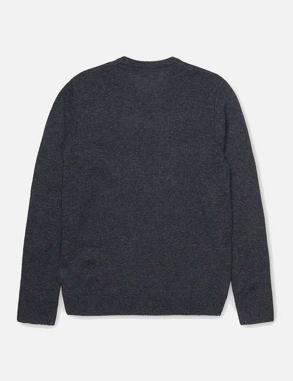 Carhartt-WIP Allen Sweater - Black Heather