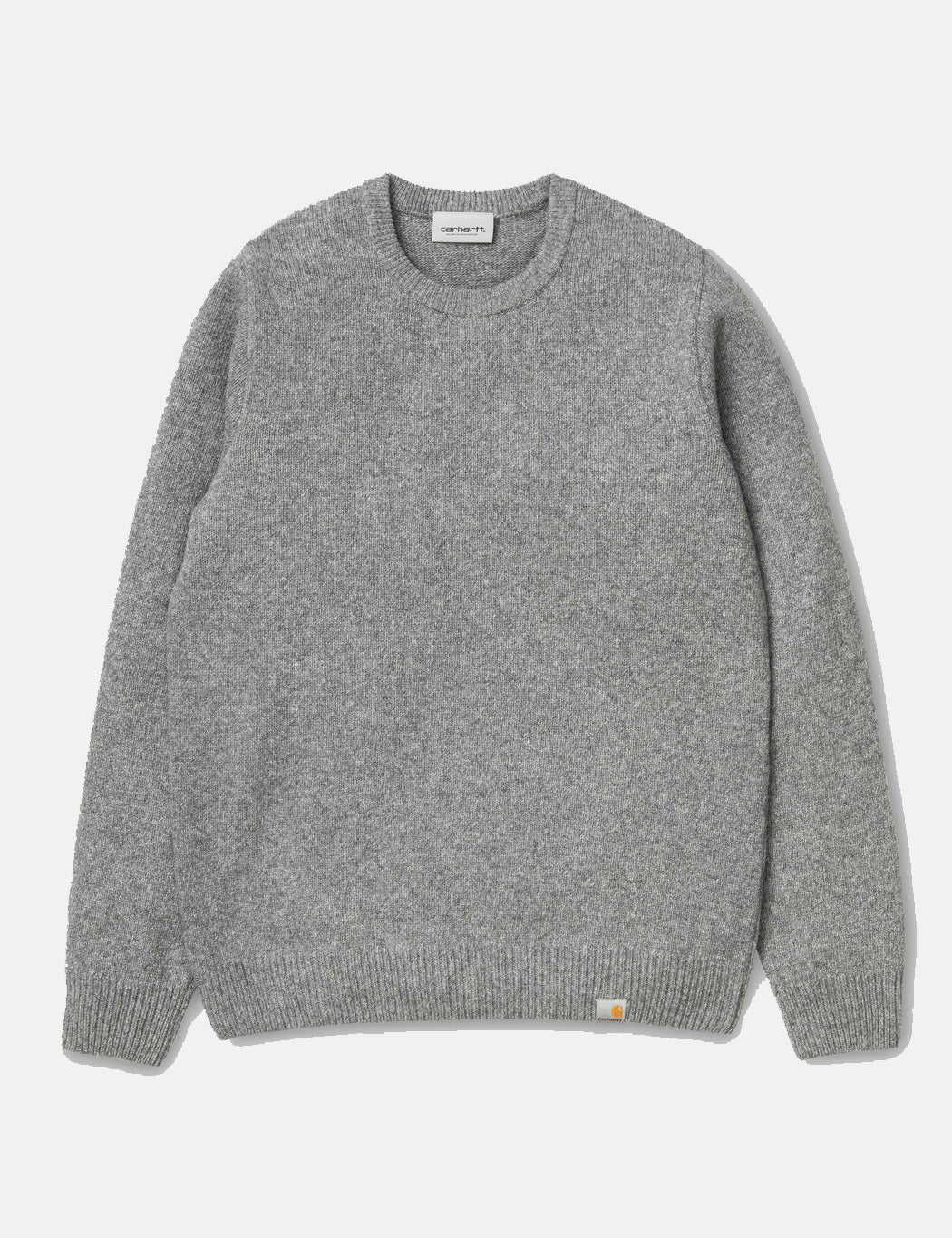 Carhartt Allen Knit Sweatshirt - Grey Heather